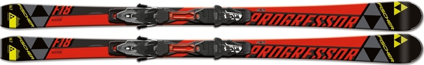 Горные лыжи Fischer Progressor F18 без креплений (15/16)