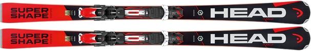 Горные лыжи Head i.Supershape Rally + крепления PRD 14 (16/17)