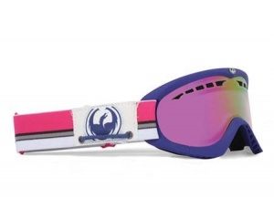 Маска Dragon DXS Nautical / Pink Ionized + Rose