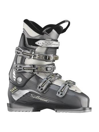 Горнолыжные ботинки Salomon Irony 500