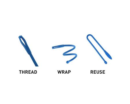 Хомут Niteize Gear Tie Cordable Twist Tie 6