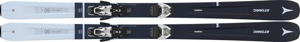 Горные лыжи Atomic Vantage 90 TI W + крепления Warden 11 MNC  (20/21)