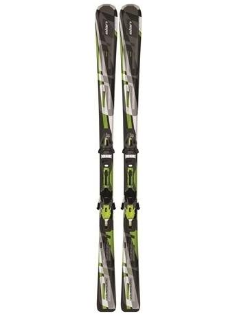 Горные лыжи с креплениями Elan Waveflex 11 QT + EL 10 12/13