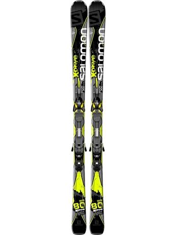 Горные лыжи Salomon X-Drive 80 MG + Z10 14/15