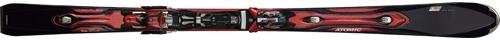 Горные лыжи Atomic D2 Vario Flex 75 Select + крепления Neox TL 12 Pro (09/10)