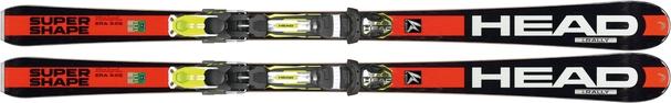 Горные лыжи Head i.Supershape Rally + крепления PRX 12 S (15/16)
