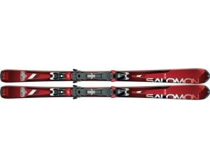 Горные лыжи с креплениями Salomon Enduro LX 800 + KZ10 B80 11/12