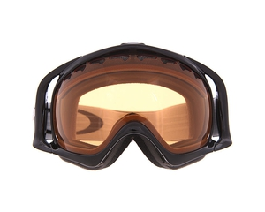 Маска Oakley Crowbar Jet Black / Persimmon