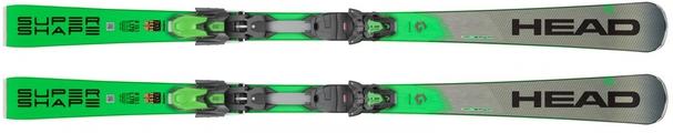 Горные лыжи Head Supershape i.Magnum + крепления PRD 12 (19/20)