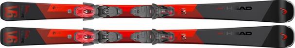 Горные лыжи Head V-Shape V6 + крепления PR 11 (21/22)