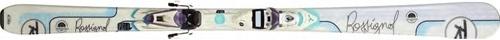 Горные лыжи с креплениями Rossignol Attraxion LTD + ZIP Saphir 100S (11/12)