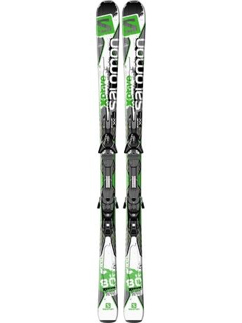 Горные лыжи Salomon X-Drive 80 Ti + Z12 14/15