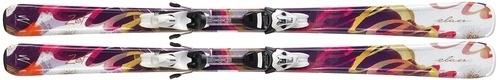 Горные лыжи Elan Zest + ELW 9.0 (13/14)
