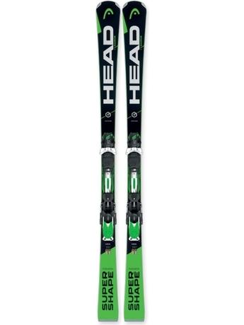 Горные лыжи Head i.Supershape Magnum + крепления PRX 12 16/17