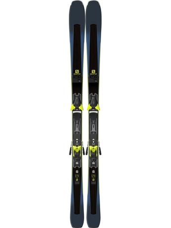 Горные лыжи Salomon XDR 80 Ti + крепления Z 12 18/19