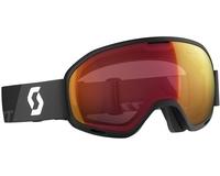 Маска Scott Unlimited II OTG Black / Illuminator Red Chrome