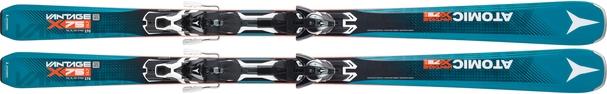 Горные лыжи Atomic Vantage X 75 CTI + крепления XT 12 (16/17)