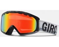 Маска Giro Signal Black Fogbank /Persimmon Blaze (15/16)
