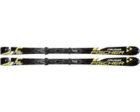 Горные лыжи Fischer Cruzar Fire + крепления RS 9 (16/17)