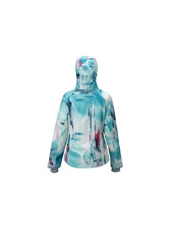 Куртка Salomon Brilliant Jacket W WhiteDarkBayBlue