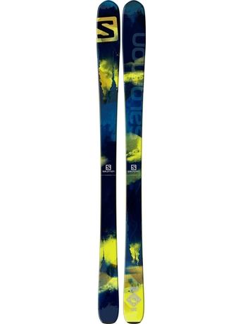 Горные лыжи Salomon Q-85 14/15