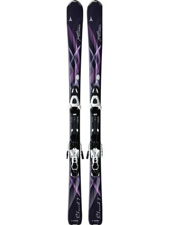 Горные лыжи с креплениями Atomic Cloud 7 + XTL LADY OME 11/12