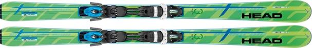 Горные лыжи Head Integrale 1000 + PR 11 BR78 (14/15)