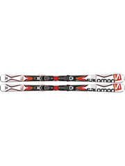 Горные лыжи Salomon X-Drive 7.5 + крепления Lithium 10 (15/16)
