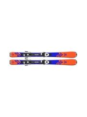 Горные лыжи Salomon QST Max JR S + крепления C5