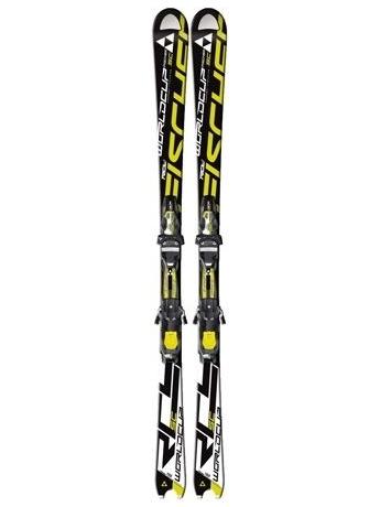 Горные лыжи с креплениями Fischer RC4 Worldcup SC PRO Racetrack + RC4 Z 13 RaceTrack 12/13