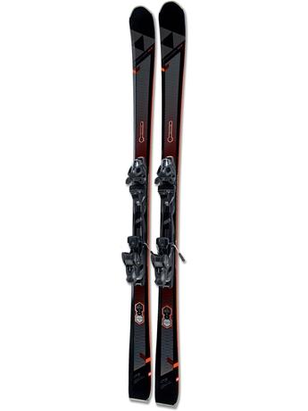 Горные лыжи Fischer Brilliant MT + крепления MBS 12 18/19