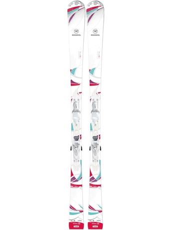 Горные лыжи Rossignol Unique + Xelium Saphir 100 14/15