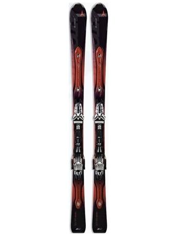Горные лыжи Atomic D2 VF 75 red + крепления NEOX TL 12 10/11