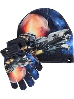 Шапка и перчатки Molo Kaya