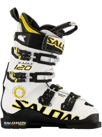 Горнолыжные ботинки Salomon X MAX 120 12/13