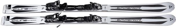 Горные лыжи Fischer C-Line Emperor HP + крепления Z13 (16/17)