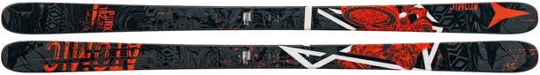 Горные лыжи Atomic Punx (14/15)