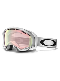 Маска Oakley Splice Polished White W / VR50 Pink Iridium