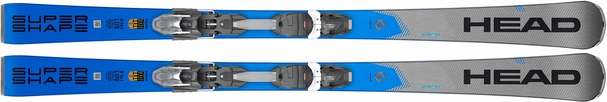 Горные лыжи Head Supershape i.Titan + крепления PRD 14 (19/20)