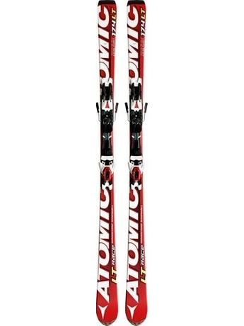Горные лыжи с креплениями Atomic Race LT + XTO 10 SPORT 11/12