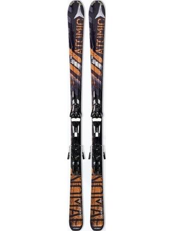 Горные лыжи Atomic Smoke Ti + крепления XTO 12 Sport 10/11