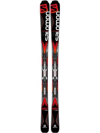 Горные лыжи Salomon X-Drive 8.0 + крепления XT10 15/16
