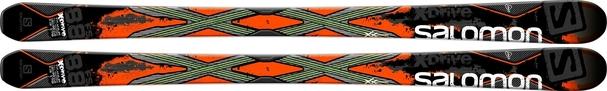 Горные лыжи Salomon X-Drive 8.8 FS (14/15)