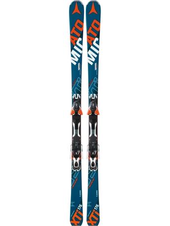 Горные лыжи Atomic Redster XTI + крепления XT 12 16/17