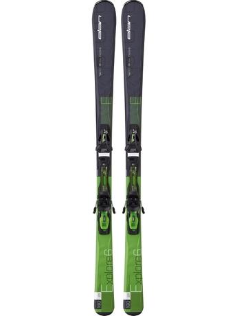 Горные лыжи Elan Explore 6 QT + EL 10.0 15/16