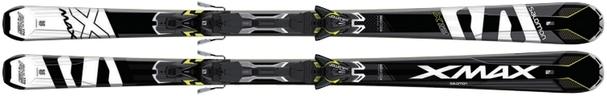 Горные лыжи Salomon X-Max X12 + крепления XT 12 Ti (16/17)