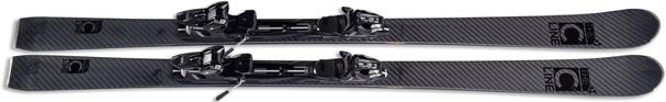 Горные лыжи Fischer C-Line The C-Line + крепления Z13 (16/17)