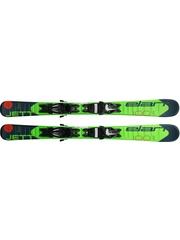 Горные лыжи Elan Jett Quick Shift + крепления EL 4.5