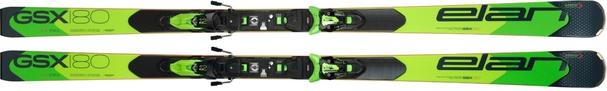 Горные лыжи Elan GSX Fusion + крепления ELX 12.0 (18/19)