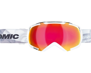 Маска Atomic Revel 3 M Marcel Hirscher / Red Lens + Orange Lens
